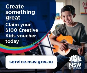 creative kids central coast stratford music voucher rebate